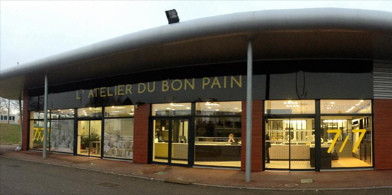 Boulangerie Pâtisserie Landouge – Limoges, Boulangerie 7j/7